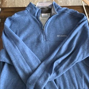 XL Men's Columbia Fleece